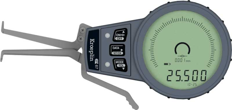 Kroeplin G010 Internal Measuring Gauge