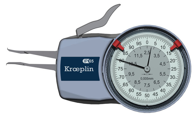 Kroeplin H102 Internal Measuring Gauge